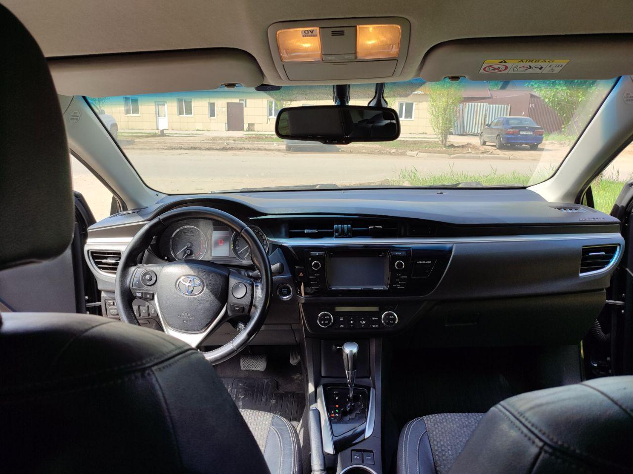 Toyota Corolla 283