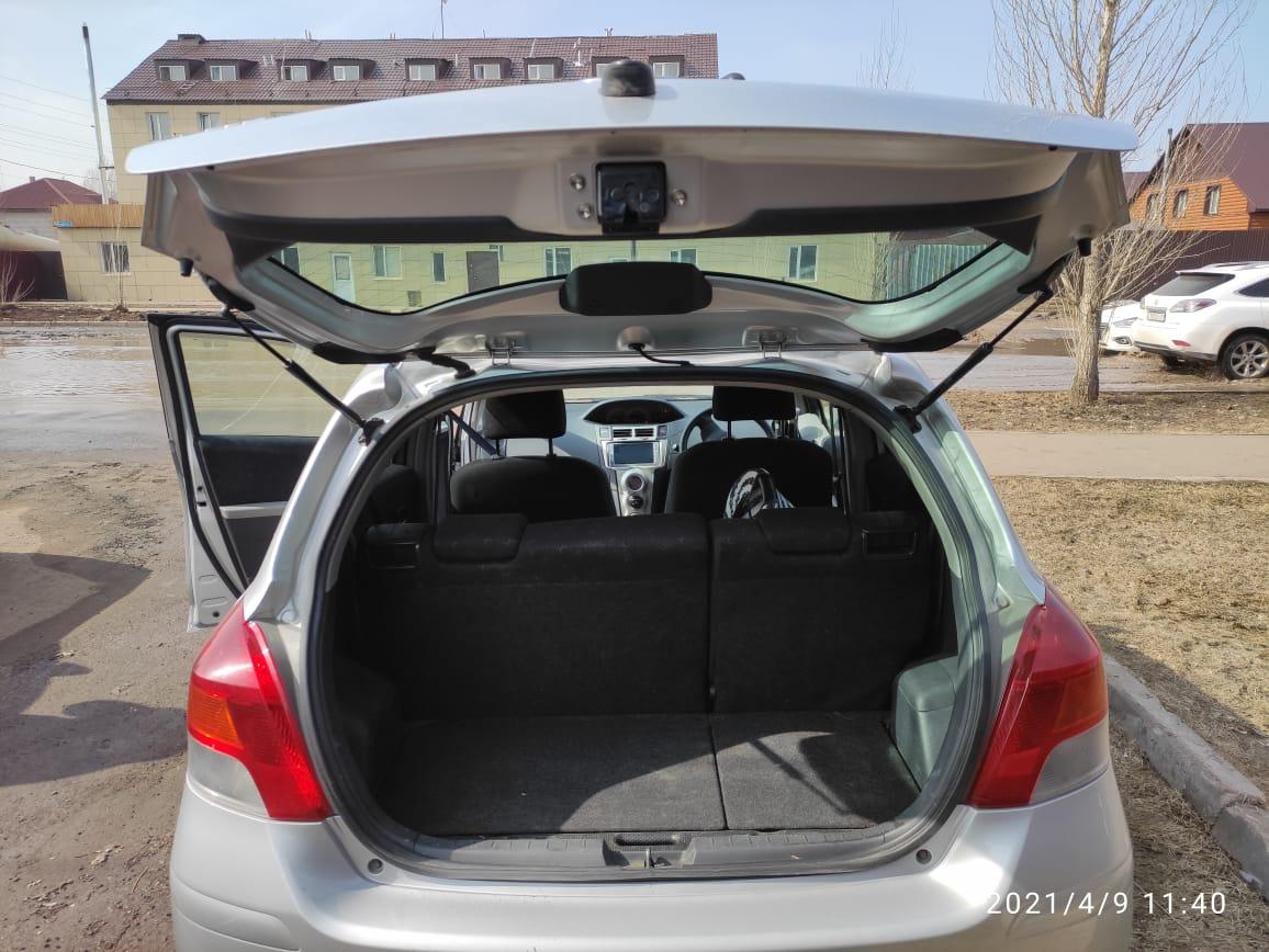 Toyota YARIS 327 RHD 1,5 AT