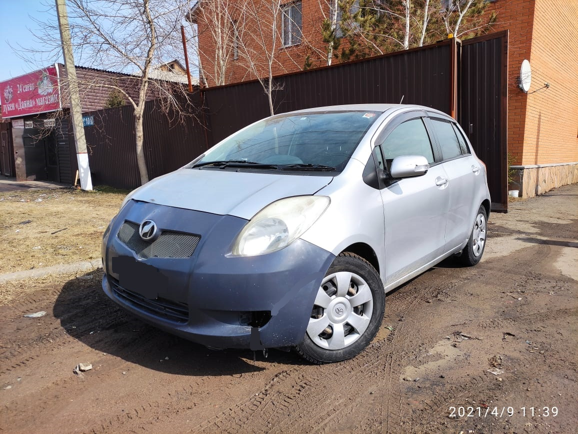 Toyota YARIS 327 RHD 1,5 AT