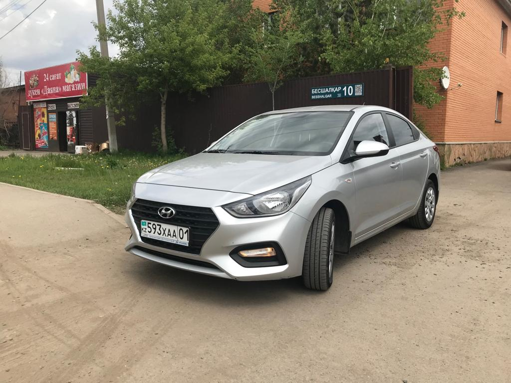 Hyundai Accent 593