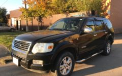 Ford Explorer FD170